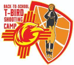 T-Bird Boys Basketball Shooting Camp