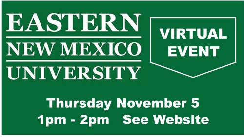Eastern New Mexico Virtual Transfer Event