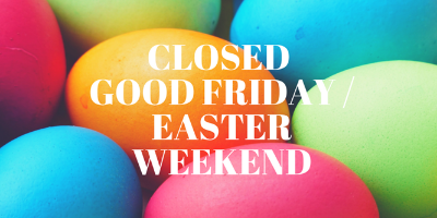 Good Friday - NMJC Closed