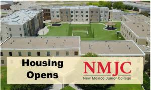 Student Housing Opens