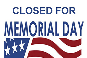 NMJC Closed for Memorial Day