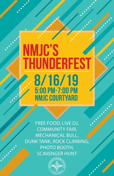 NMJC Thunderfest