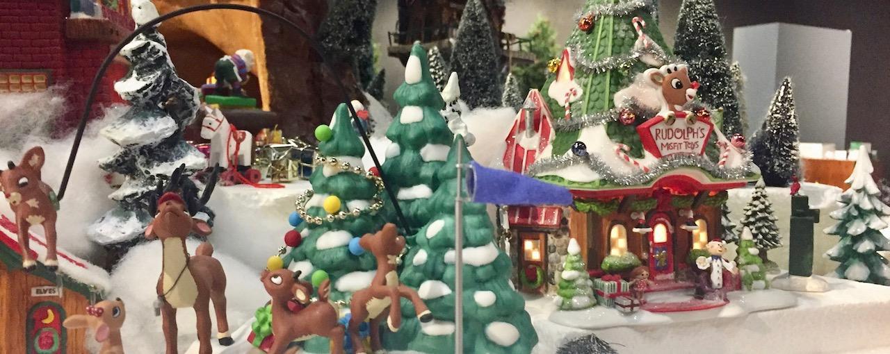Bonnie Moran's North Pole Village