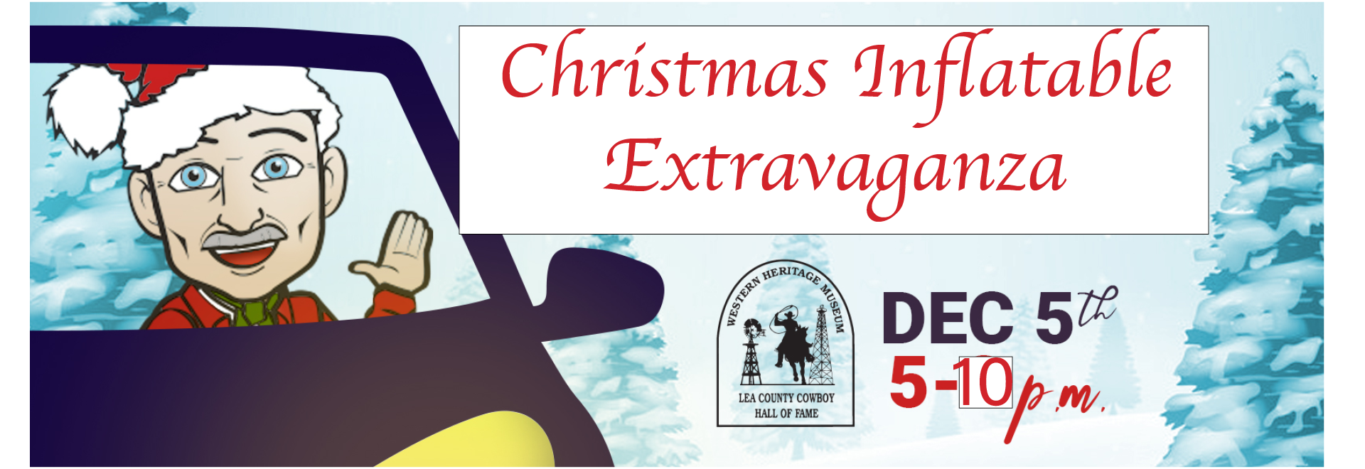 Christmas Inflatable Extravaganza