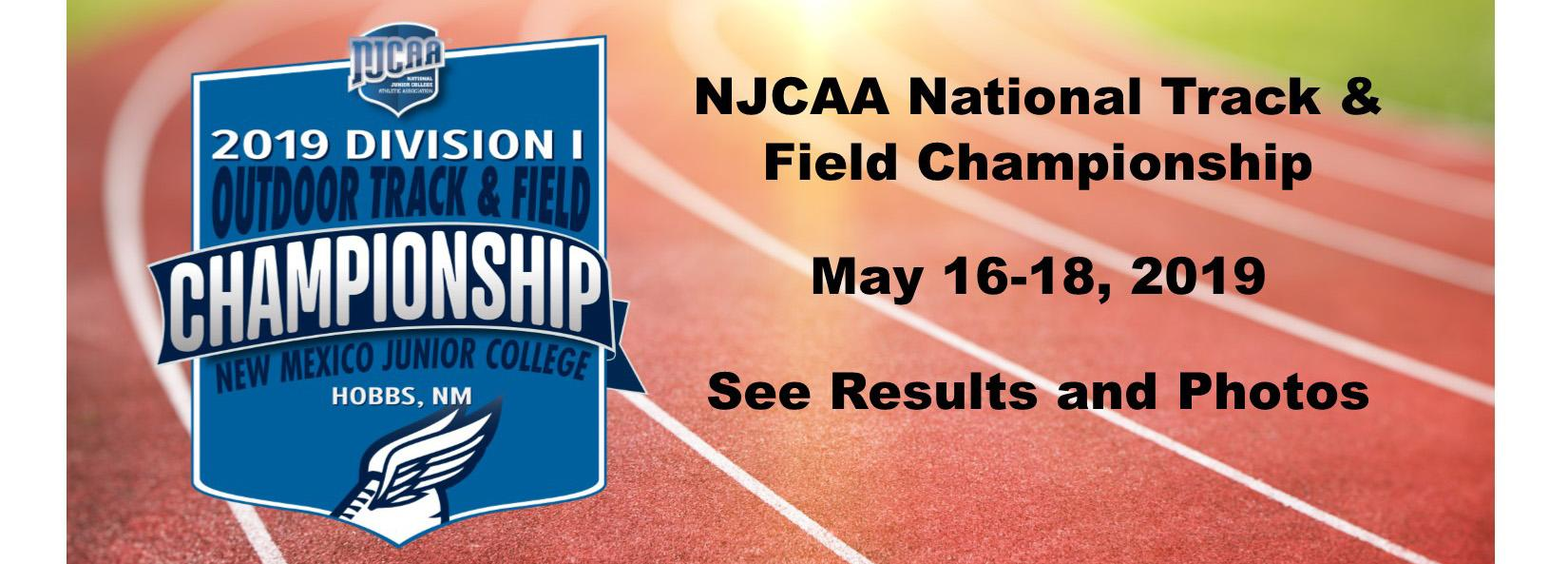 NJCAA National Outdoor Track and Field