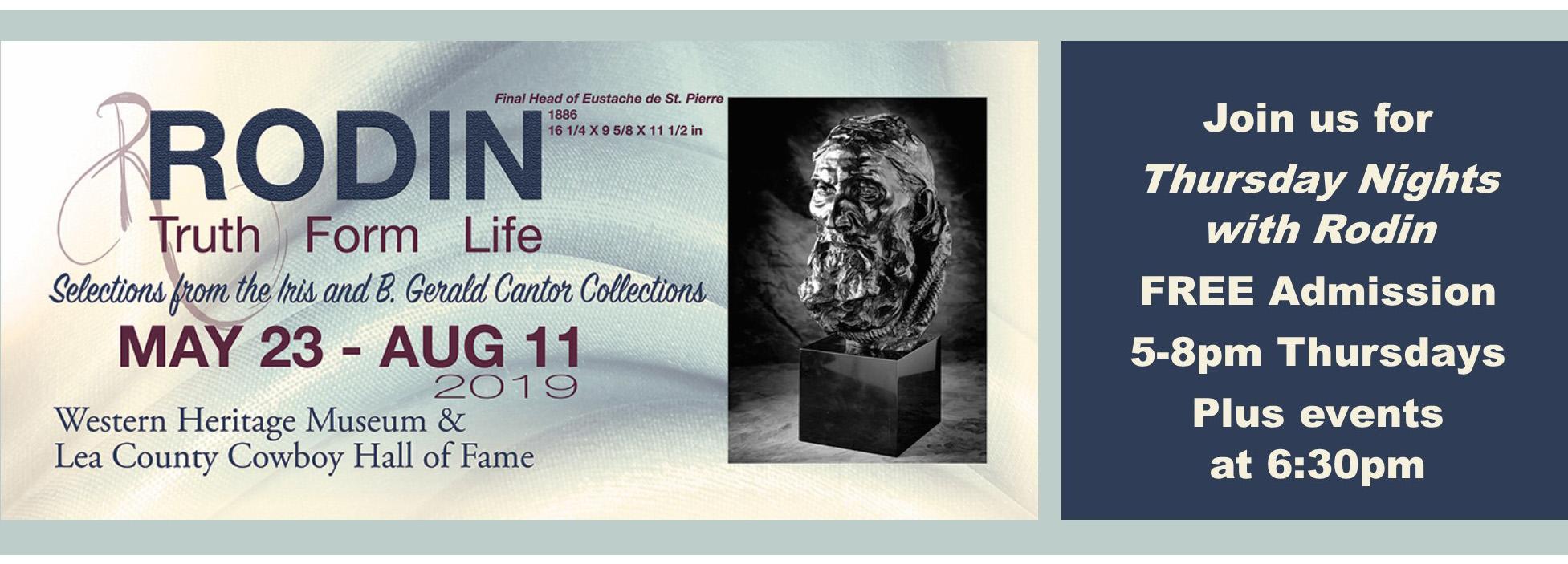 Rodin: Truth - Form - Life
