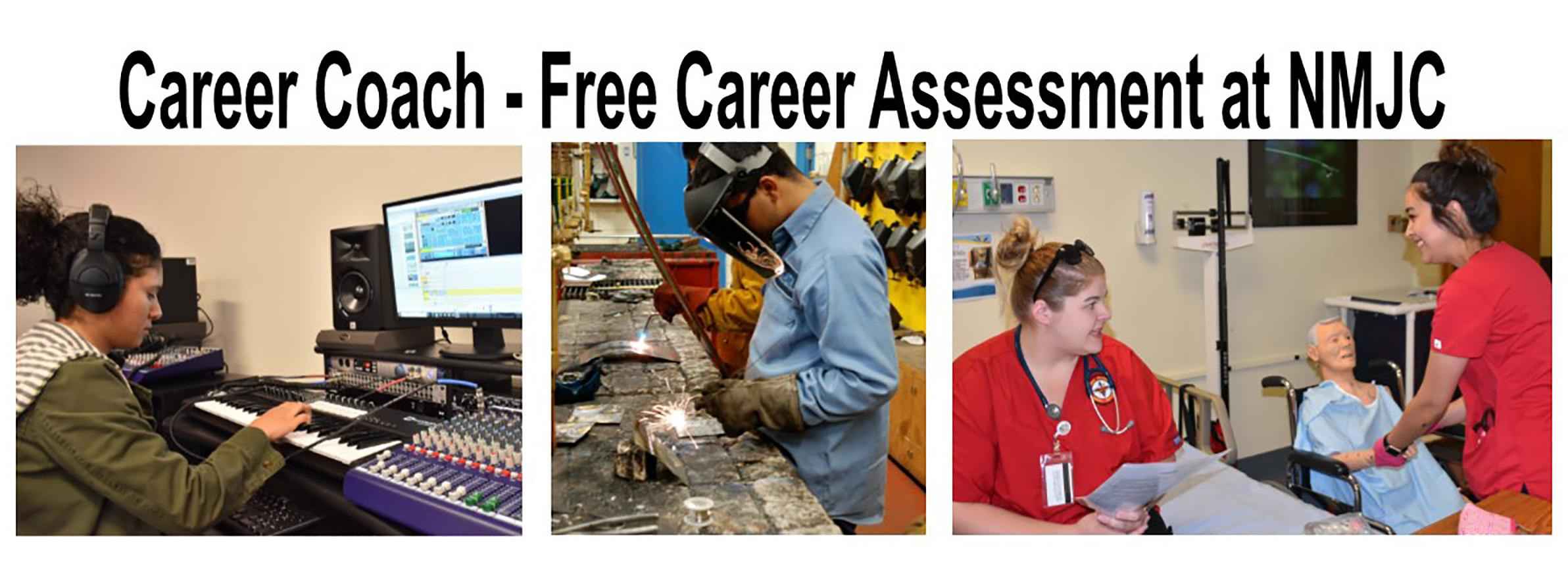 Get a Free Career Assessment