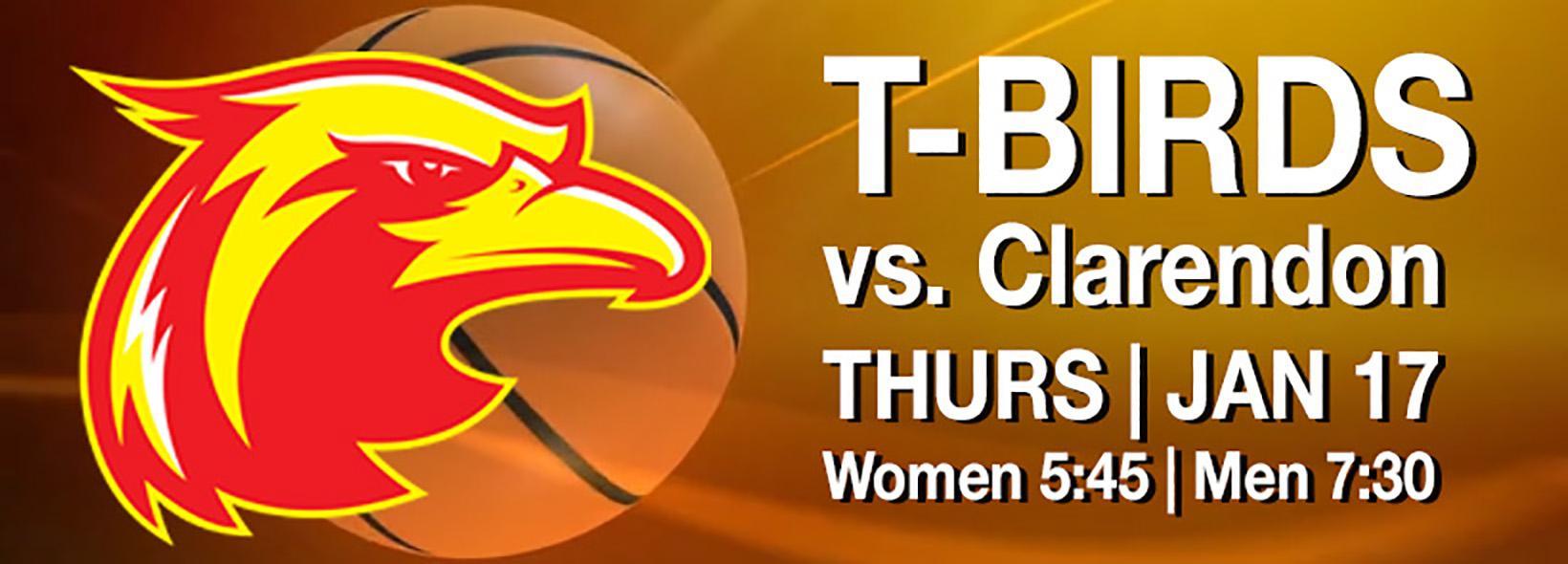 Thunderbird Basketball