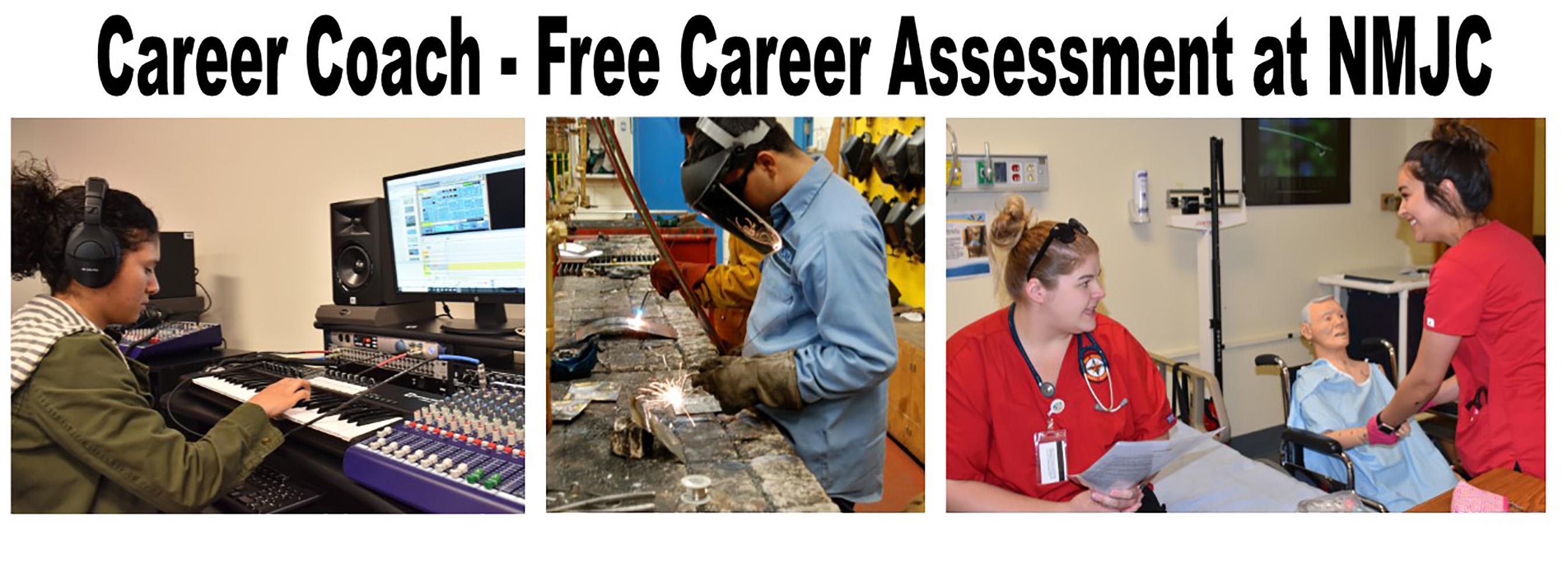 Free Job Career Assessment