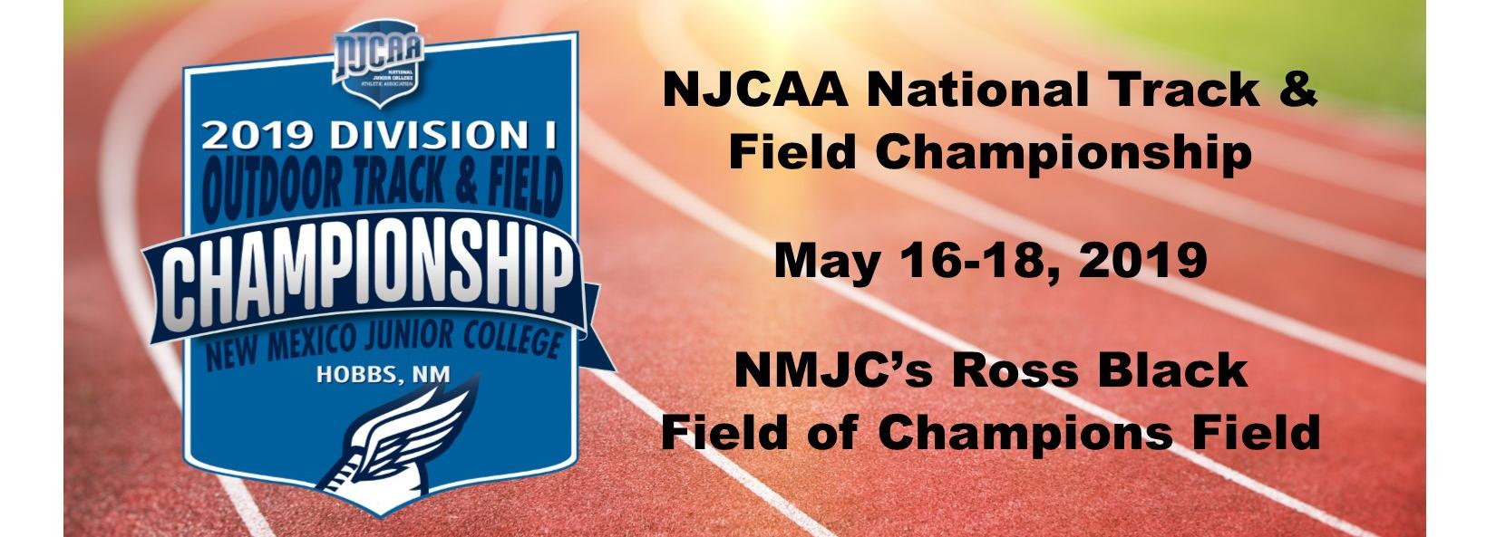 NJCAA National Track and Field