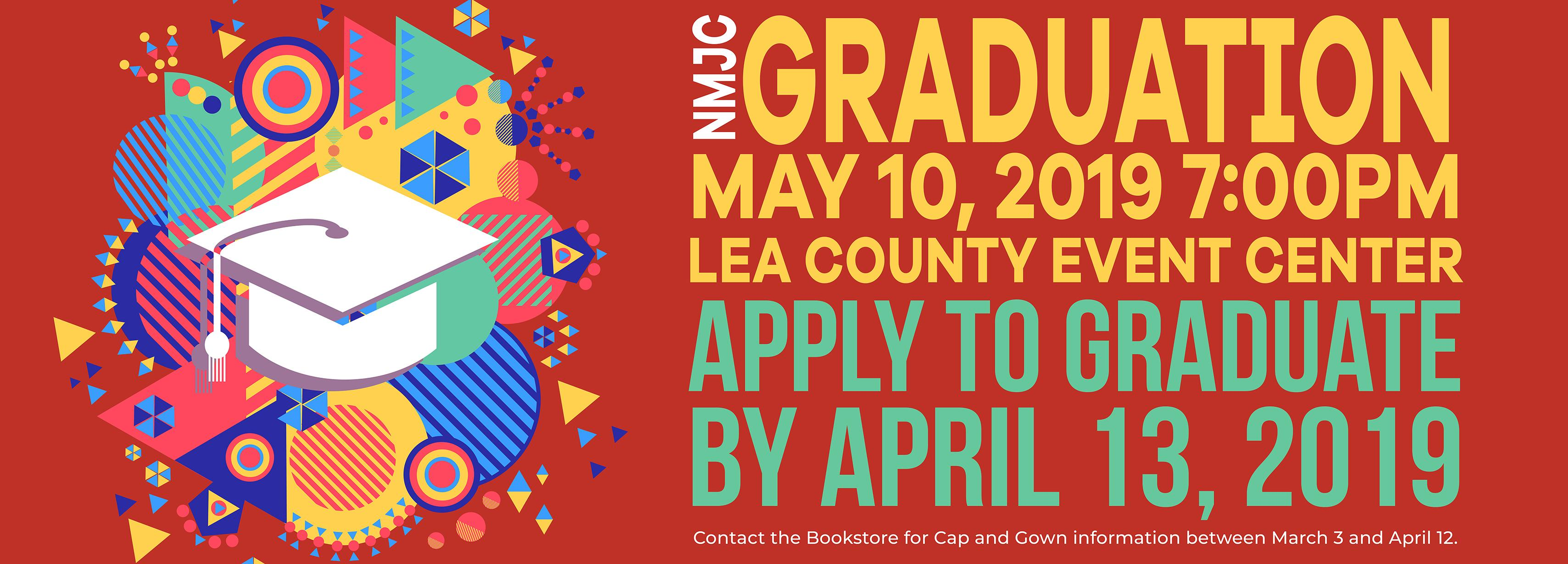 Apply to graduate from NMJC