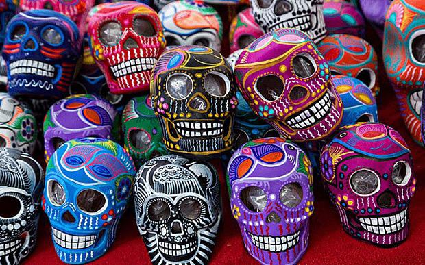 Dia de los Muertos Family Fun Day