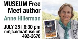 Author Anne Hillerman - Evenings with Rodin