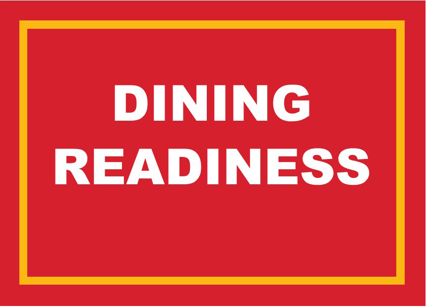 dining readiness